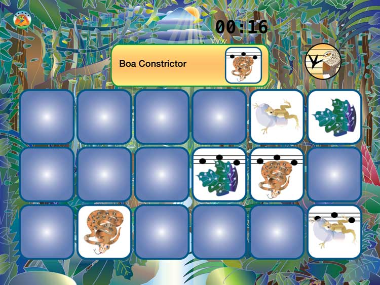 Nature Maestro matching game image